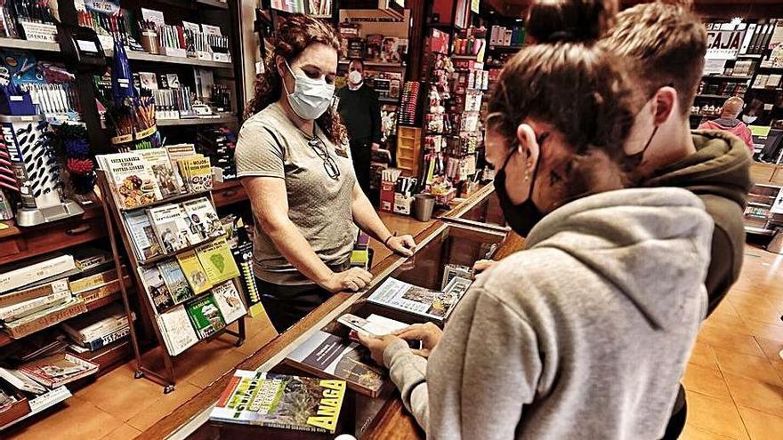Comercio lanza una campaña para fomentar las compras en los establecimientos de La Laguna