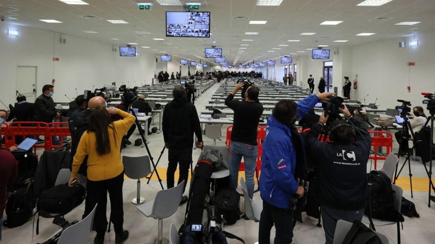 Italia asesta un nuevo golpe a la mafia calabresa