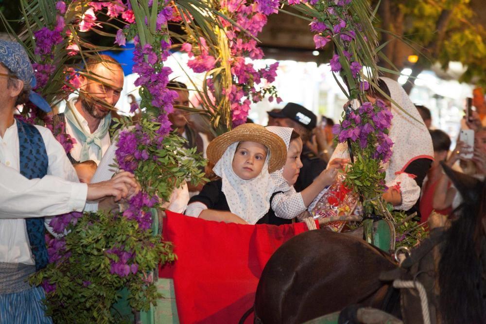 Prozession in Valldemossa ehrt die Heilige Catalina Thomàs