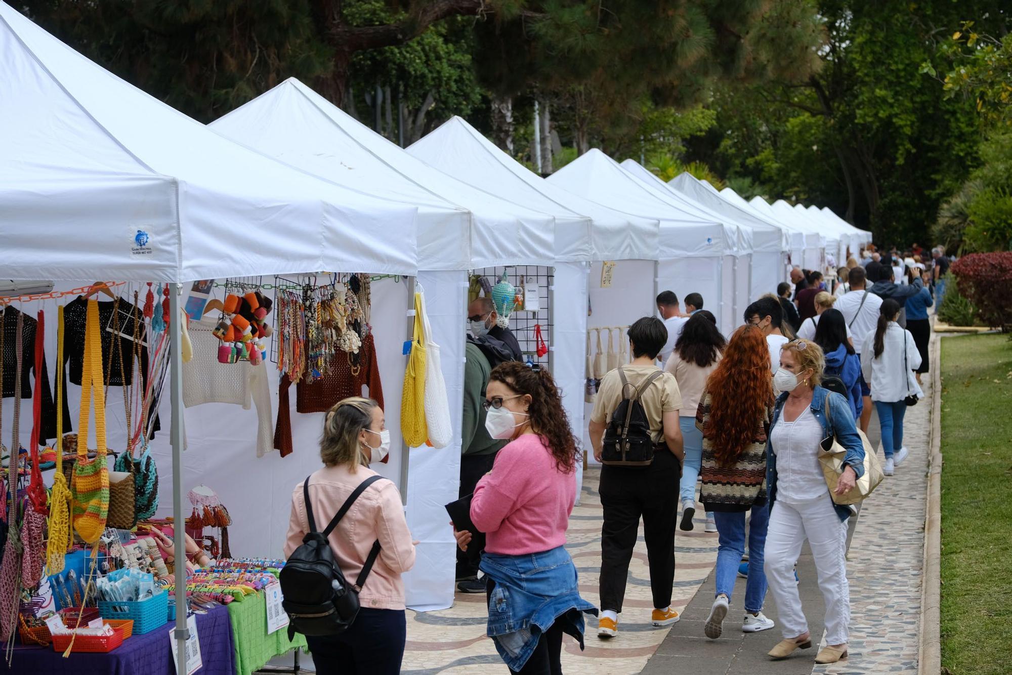 Feria de Artesanía, Oficios y Tradiciones en Arucas (24/06/2021)
