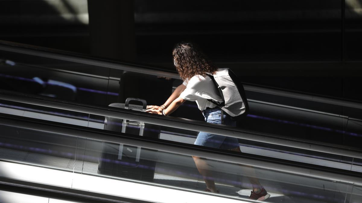 Los baleares, los que menos viajan de España, con 528 viajes por cada 1.000 habitantes