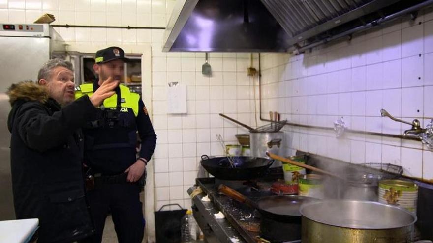 El cocinero Alberto Chicote, absuelto de coaccionar al dueño de un restaurante chino de Zaragoza