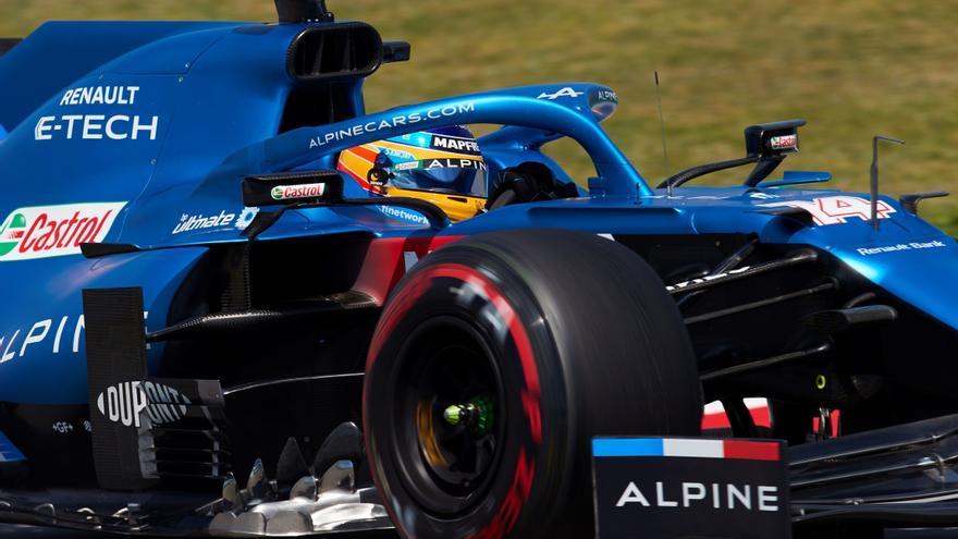 Sigue en directo la clasificación del GP de España