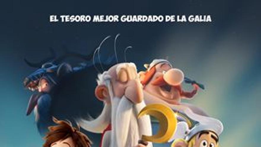 Cine de verano: Astérix el secreto de la poción mágica