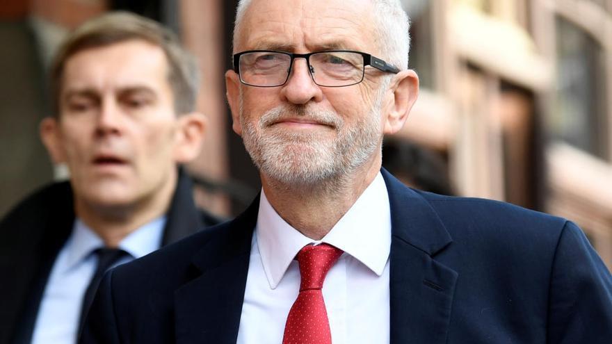 """Corbyn, sobre el pacto: """"Es incluso peor que el de May"""""""