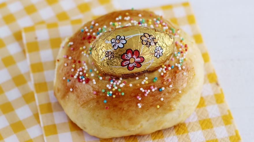 Receta: Cómo hacer una mona de Pascua en casa