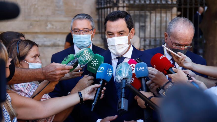 La Junta, a la espera de los estudios para decidir la administración de la tercera dosis