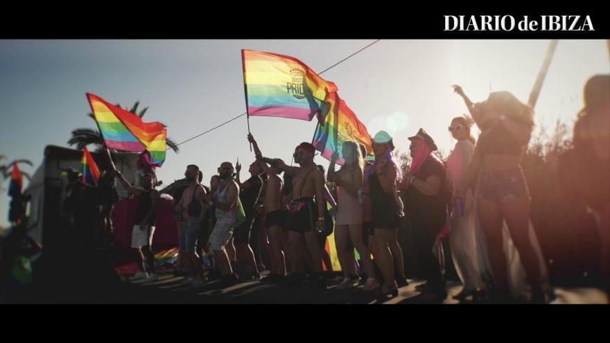 El Ibiza Gay Pride se expande a Sant Antoni