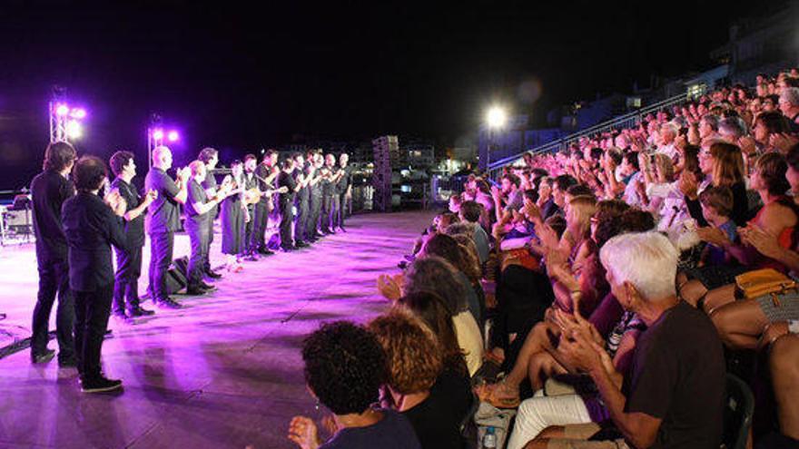 El Portalblau de l'Escala creix en públic i tanca edició amb gairebé 8.000 espectadors