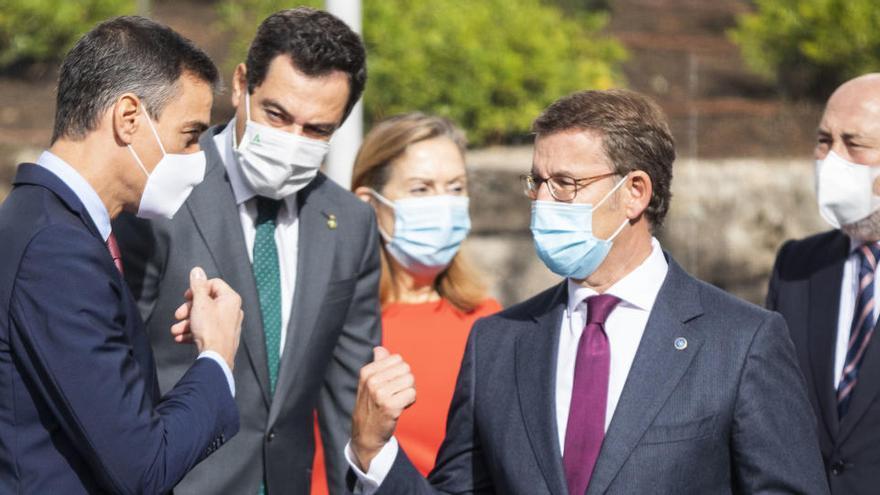 """Feijóo: """"En esta pandemia hemos consolidado el Estado de las autonomías"""""""