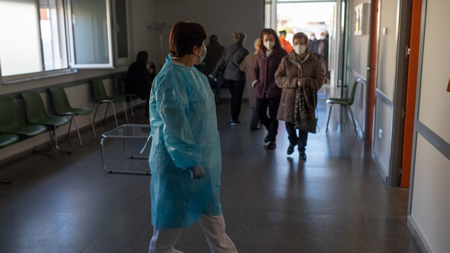 10.000 dosis de vacunas para la próxima semana en Zamora: horarios y fechas