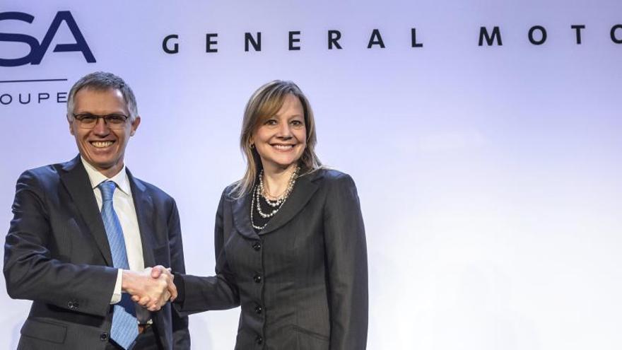 Peugeot-Citroën compra Opel