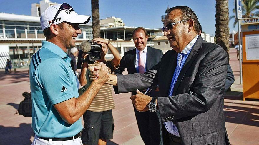 La Diputación estudia recurrir la sentencia sobre el patrocinio del torneo de golf en la época de Carlos Fabra