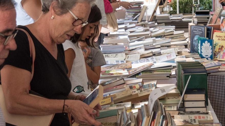 Tot a punt a Organyà per celebrar aquest cap de setmana la 24a edició de la Fira del Llibre del Pirineu