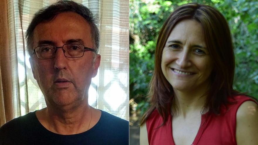 Francesc Pastor y Muriel Villanueva, premios de poesía y narrativa de Santanyí