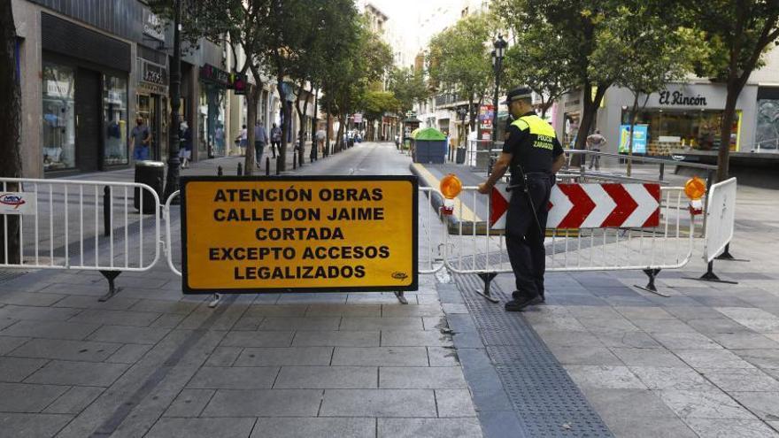 El Ayuntamiento de Zaragoza bonificará el IBI de los comercios que se vean afectados por obras públicas