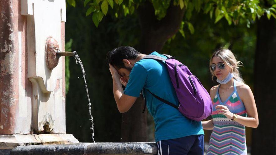 El tiempo en Córdoba: la Aemet mantiene el aviso amarillo por calor para hoy y mañana