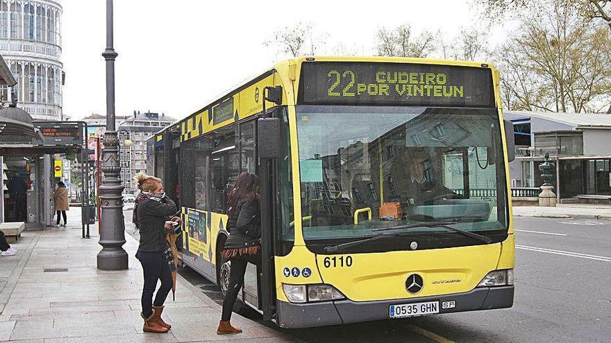 Las líneas de autobús 6 y 6 B de la ciudad son hoy de uso gratuito para celebrar el Día Europeo Sin Coches
