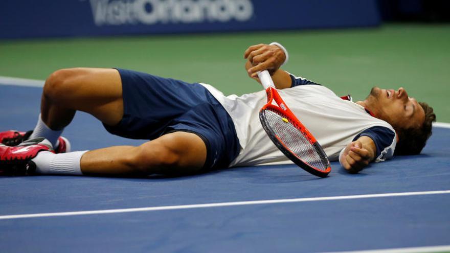 Anderson frustra el sueño de Carreño en el US Open