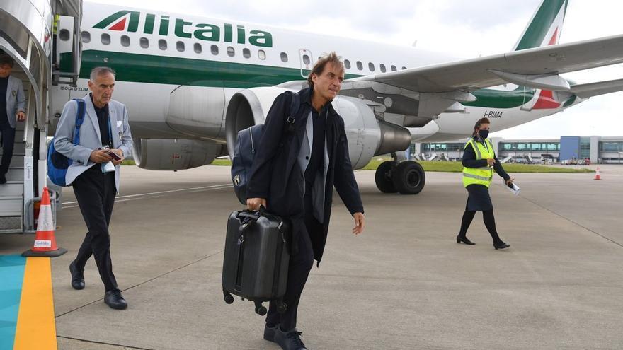 """Mancini: """"España es extraordinaria y Luis Enrique un entrenador bravísimo"""""""