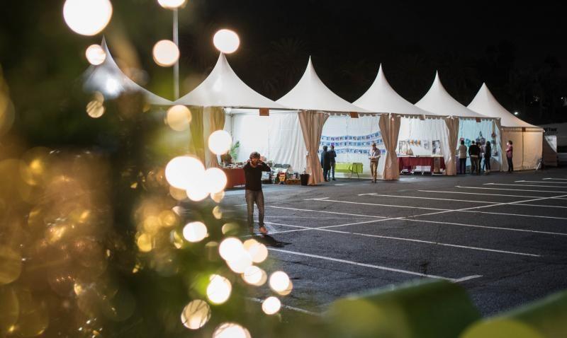Inauguración de la Feria del Libro de Santa Cruz