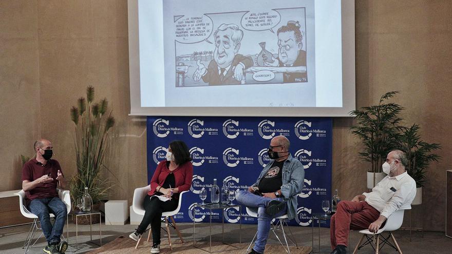 Foro Bellver | Pau: «La corrupción fue una bendición para mí»