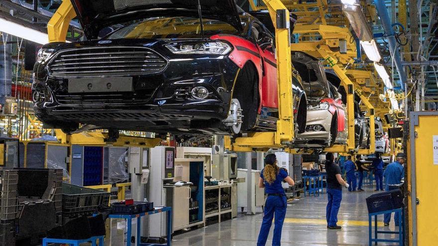 Ford Almussafes no fabricará coches del 17 de diciembre al 11 de enero