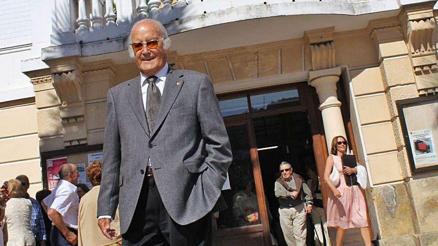 Valdés homenajea a Gil Parrondo con un ciclo de cine en el centenario de su nacimiento