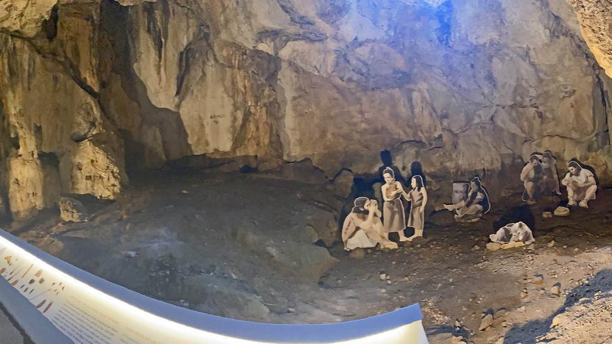 La Cova de l'Or se abre de nuevo a las visitas