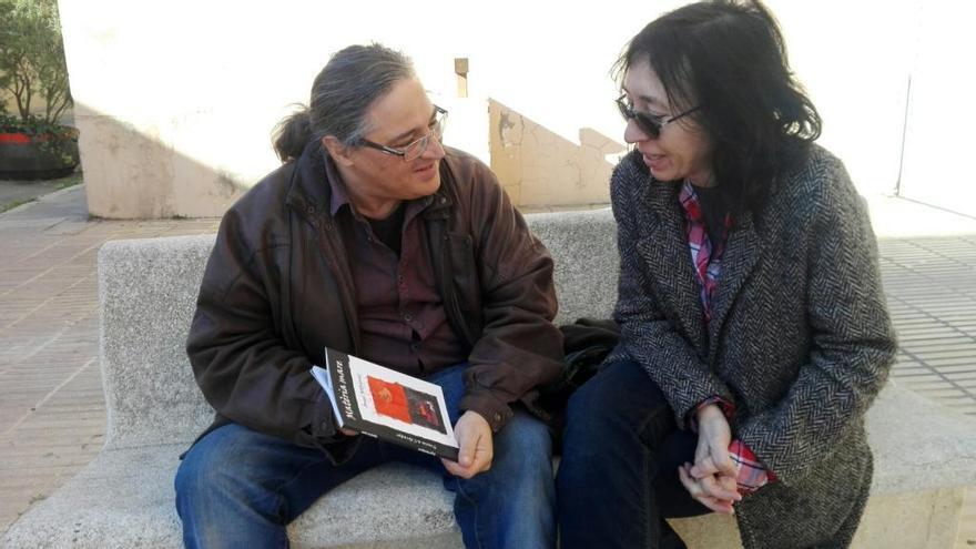 Àngel Rodríguez presenta el seu darrer poemari «Matèria mare» a Figueres