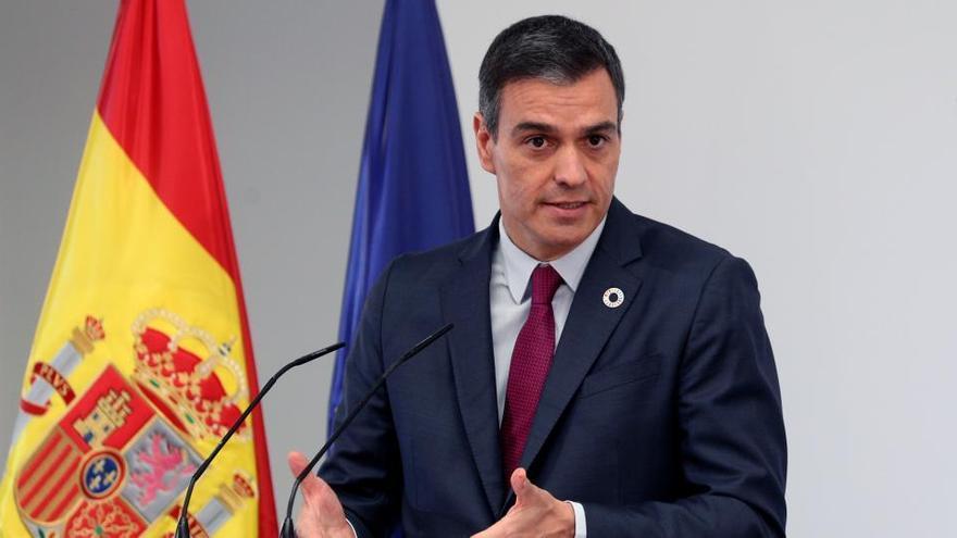 """Sánchez pide unidad para dar """"fin al machismo criminal"""""""