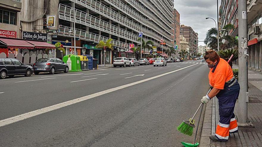 El Partido Popular reclama una limpieza de choque en toda la ciudad tras el fin de las fiestas