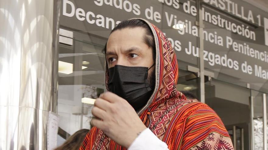 La Fiscalía recurrirá la libertad de Rafael Amargo para su entrada en prisión