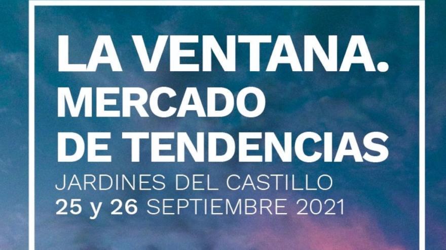 La Ventana Market: programa de actividades del mercado de tendencias de Zamora