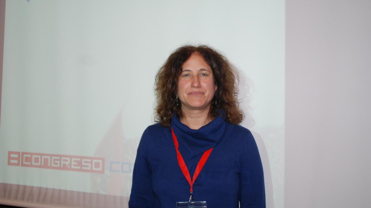 Montserrat Carrera, nueva secretaria general de CC OO Vigo.