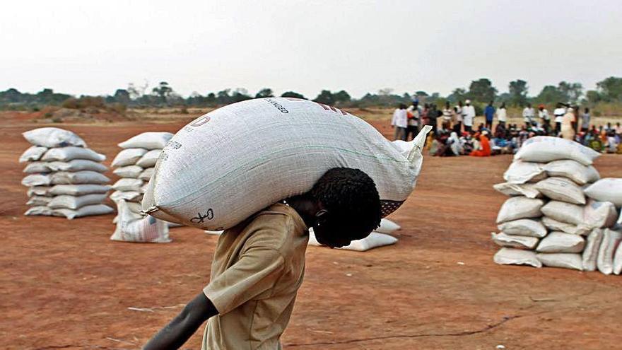 El Programa Mundial d'Aliments de l'ONU rep el premi Nobel de la pau