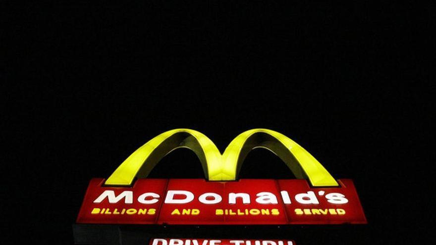 McDonald's espía a los trabajadores que piden aumentar el salario mínimo