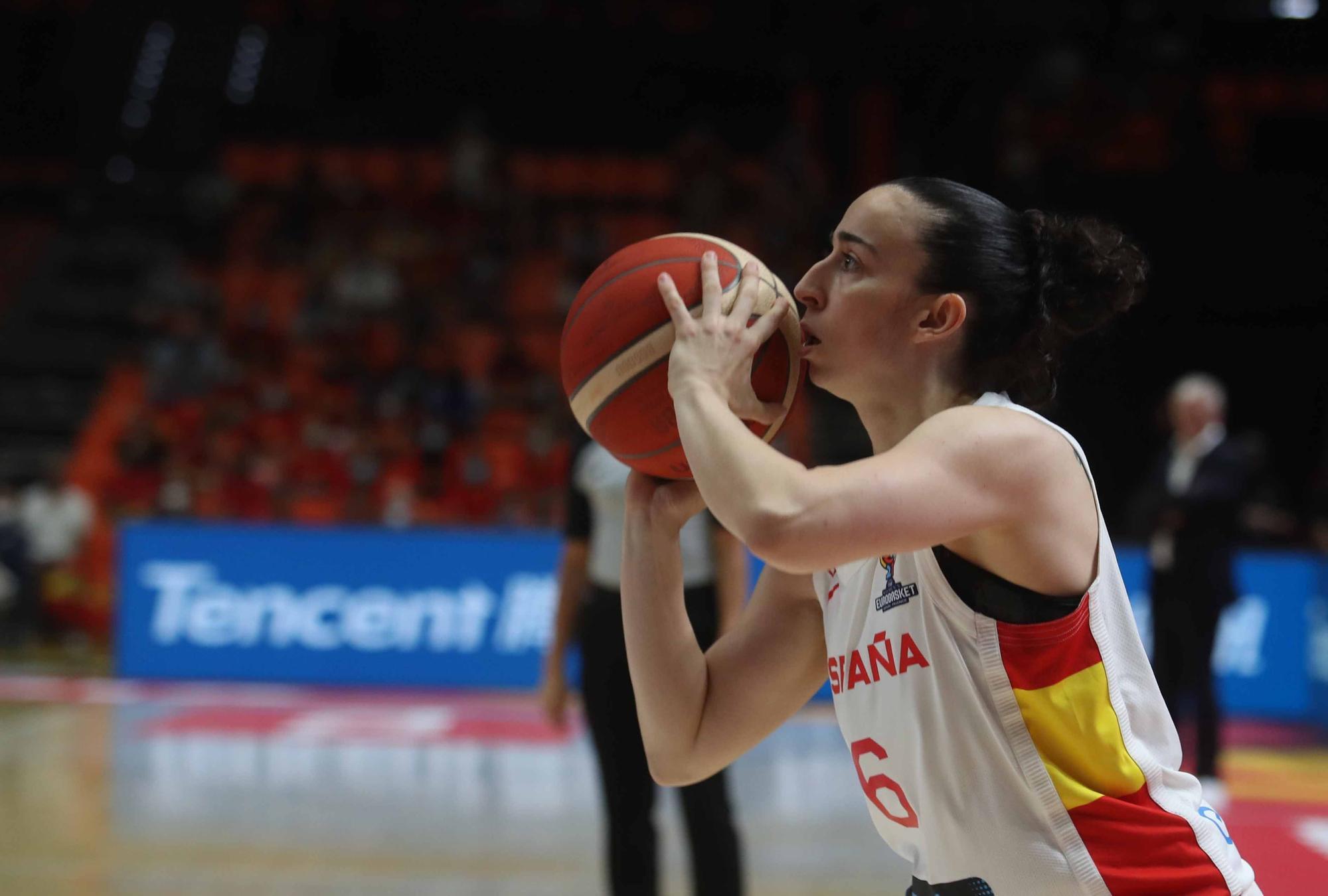 España, si medalla en el Eurobasket