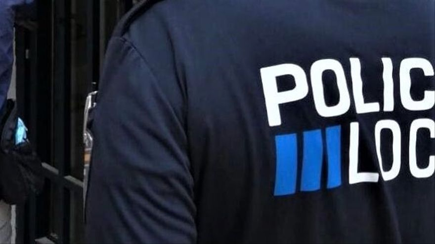 La Policía Local de Manacor dispara a un hombre que trató de herir a un agente con un cuchillo