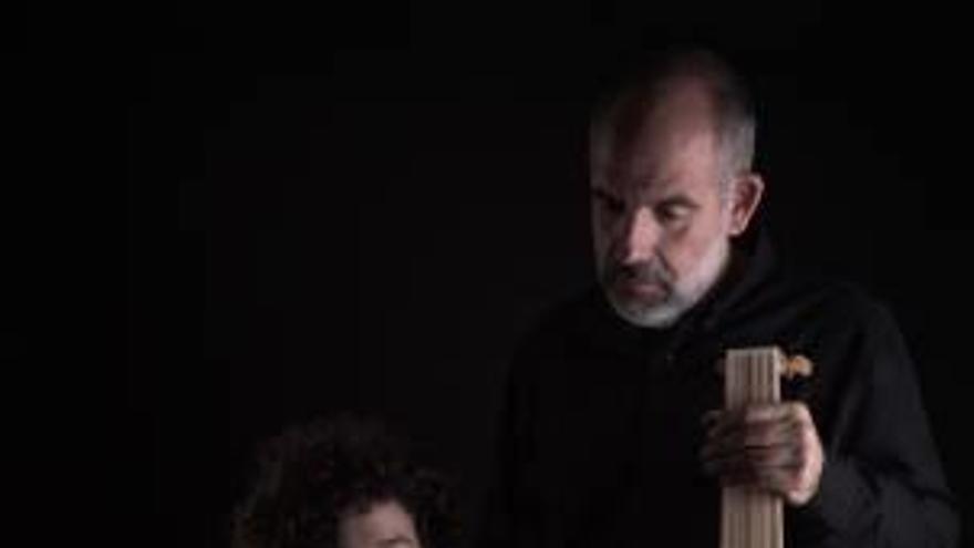 La soprano Èlia Casanova i el laudista Alfred Fernández inauguren el MuSAS de Sagunt