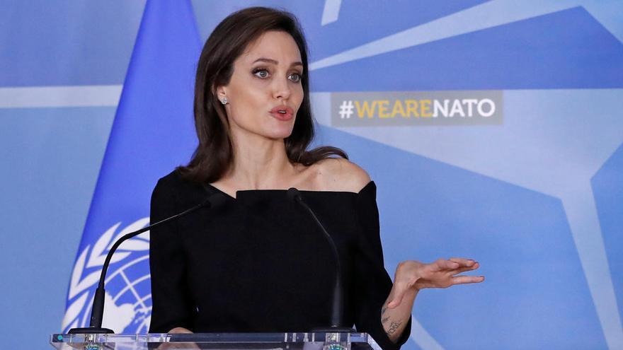 Angelina Jolie volverá a la dirección con una película sobre el fotógrafo de guerra Don McCullin