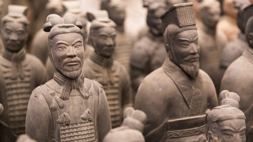 Los guerreros de Xi'an llegarán al MARQ en abril de 2021