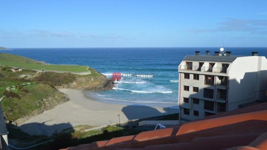 Pisos junto al mar a la venta en A Coruña