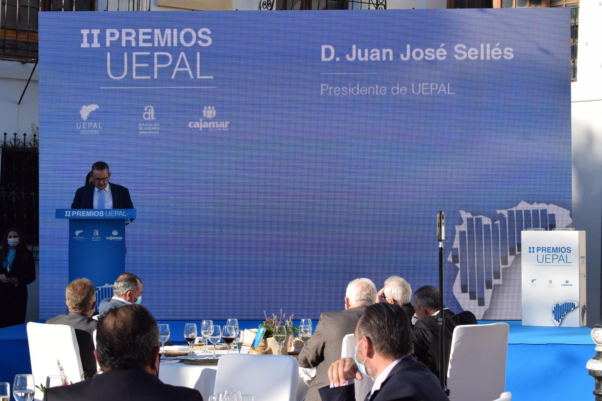 UEPAL reconoce a diversos sectores por su labor durante la pandemia