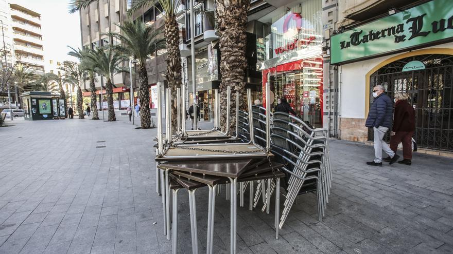 La hostelería, cerrada hasta el 15 de febrero y mascarilla obligatoria en la playa y para correr por la ciudad