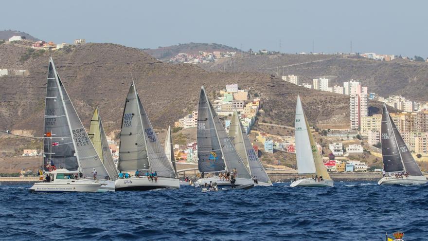 La nueva edición del Trofeo Princesa de Asturias, con una treintena de barcos