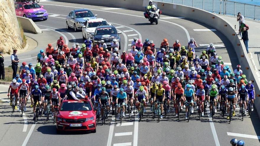 Skoda, Coche Oficial de la Volta Ciclista a Catalunya 2019