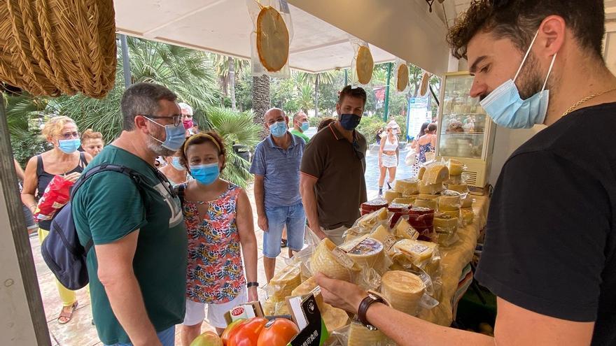 El Gran Mercado Sabor a Málaga registra 72.000 visitantes y una facturación de 112.000 euros