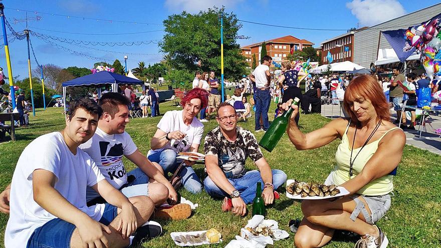 Candás celebra una versión reducida del Festival de la Sardina, con concurso culinario