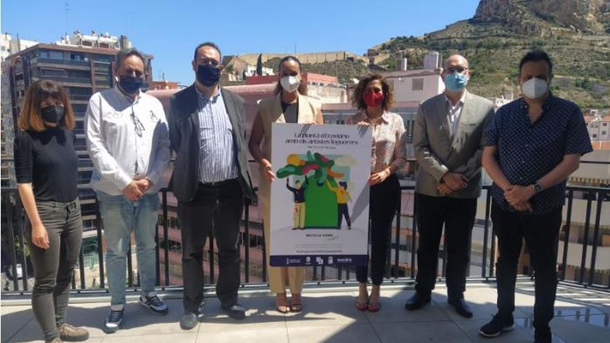 Los ninots del reciclaje toman las calles y plazas de Alicante desde el 17 al 27 de junio